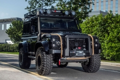 Land Rover Defender 'Spectre Edition' by TWEAKED Automotive
