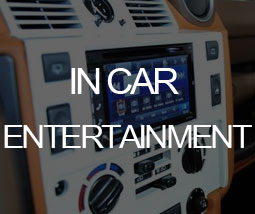 In Car Entertainment - click here...