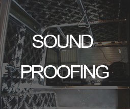 Sound Proofing - click here...