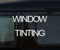 window Tinting - click here...