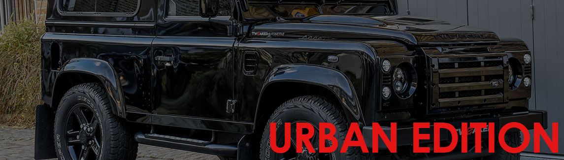 Land Rover Defender Urban Edition - Click here for more info...