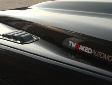 Land Rover Defender - Exterior Bonnet Vent