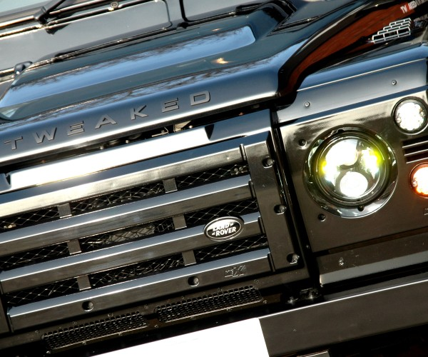 Land Rover Defender Lighting - Head Lights
