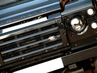 Land Rover Defender - Exterior Front Grille Upgrade