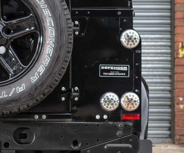 Land Rover Defender Lighting - Tail Lights