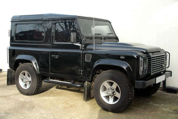 Land Rover Defender - Window Tinting
