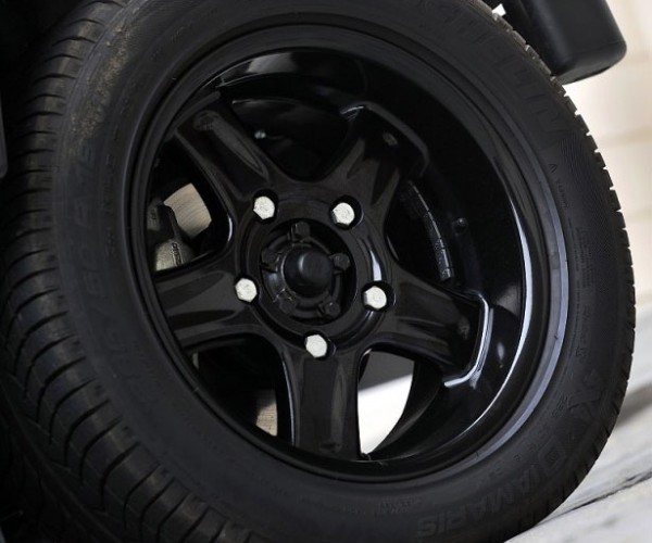 Land Rover Defender - Wheels