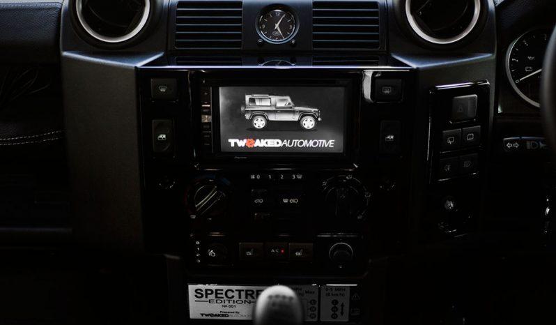 Land Rover Defender 90/110/130 Tweaked Spectre Edition full