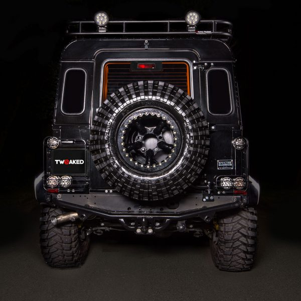 Land Rover Defender Spectre Edition by Tweaked