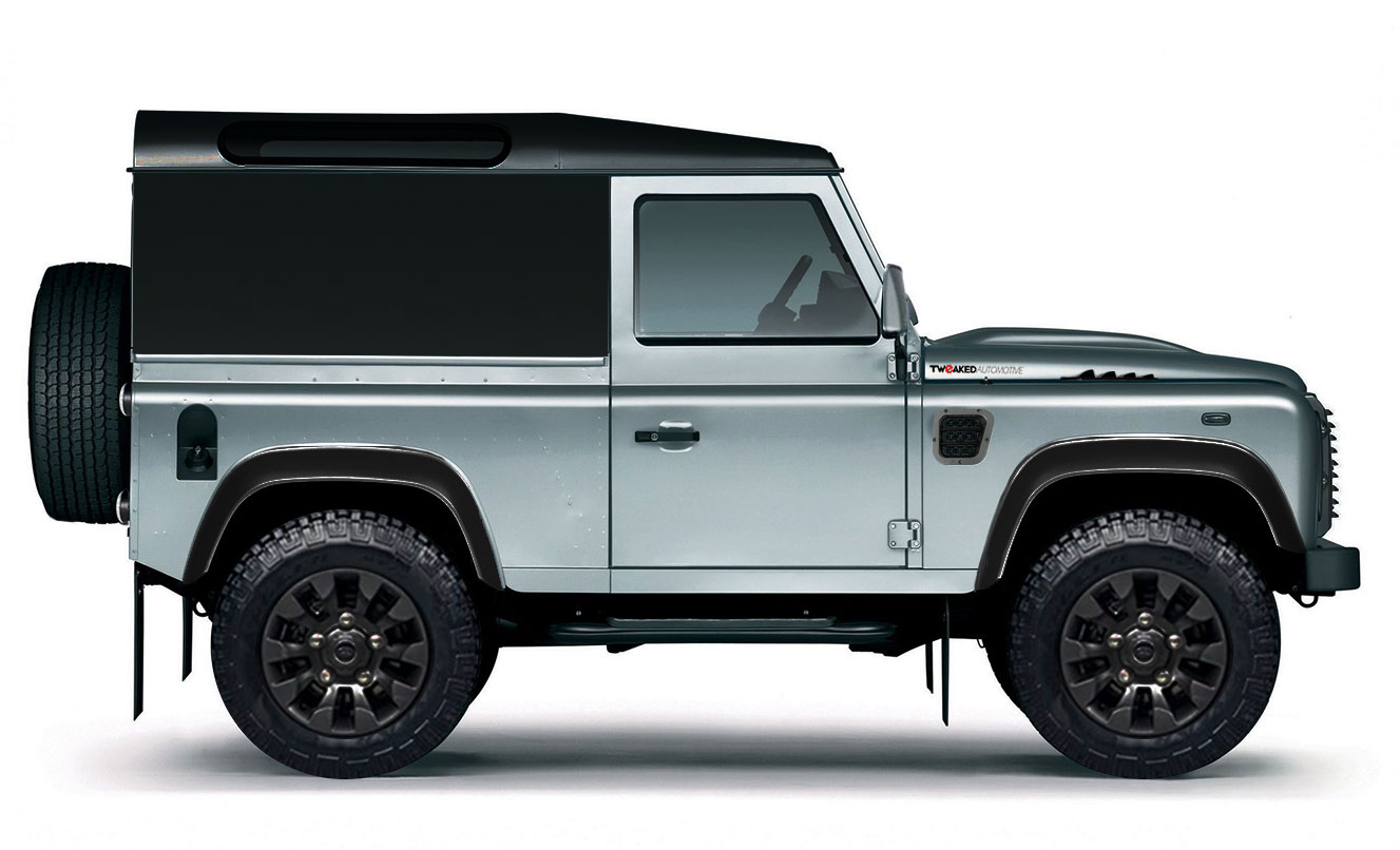 Defender 110 2018 >> Land Rover Defender 90 XS Panoramic Glass - Tweaked Edition - Tweaked Automotive
