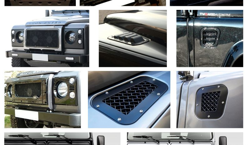 Land Rover Defender 110 XS Station Wagon – Tweaked Edition full