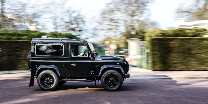 Land Rover Defender Urban Edition by Tweaked Automotive
