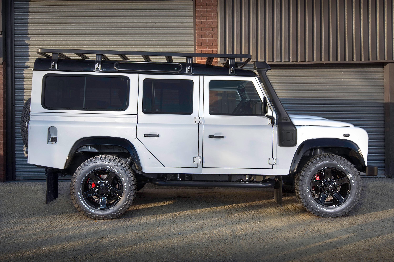 Land Rover Defender 110 Tweaked Expedition Edition Tweaked Automotive